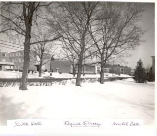 Regina Library, 1978