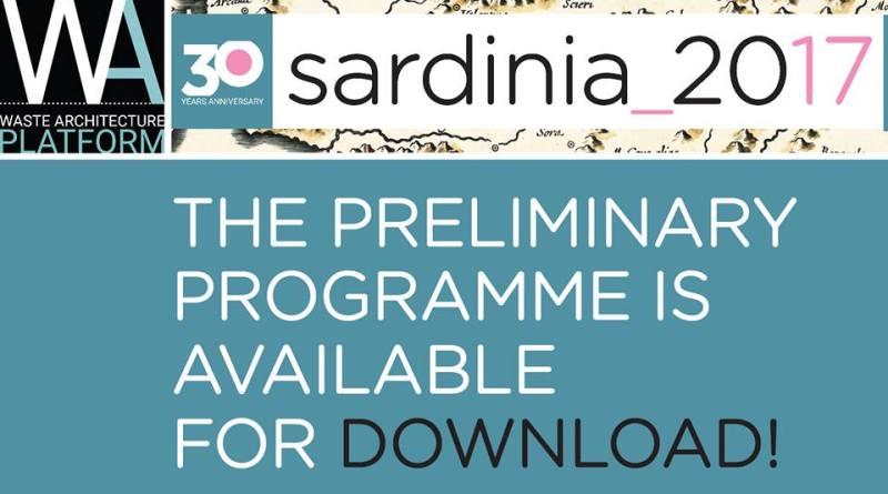 Sardinia Symposium 2017
