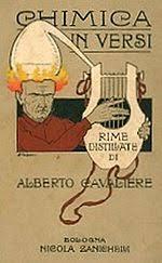 chimica in versi di Alberto Cavaliere
