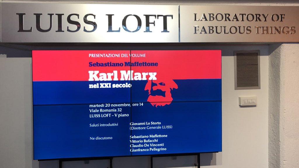 Karl Marx nel XXI secolo. Un classico sempre verde?