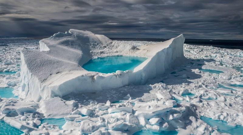 """""""Il riscaldamento globale è già tra noi"""": la mostra immersiva che dice """"È ora di agire"""""""