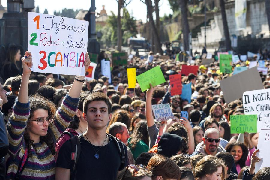 """""""Sensibili al cambiamento"""": azioni consapevoli per la salvaguardia del pianeta"""