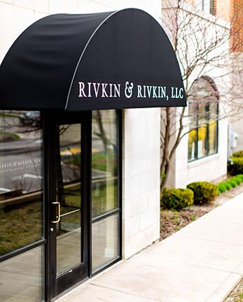 Rivkin & Rivkin office entrance