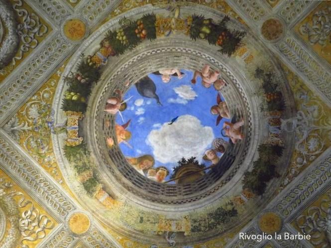 camera degli sposi palazzo ducale Mantova