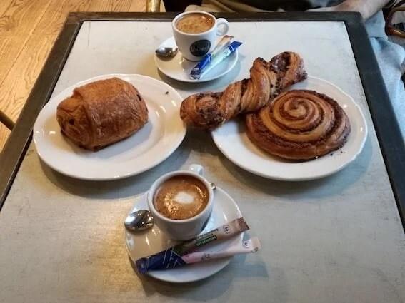 colazione varsavia