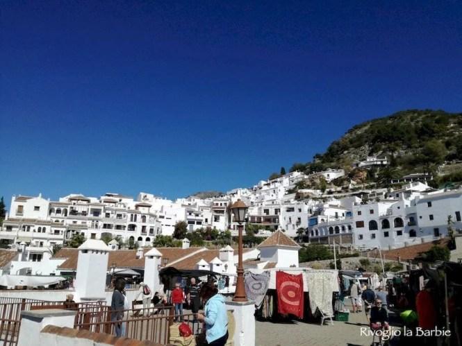 frigiliana andalusia pueblo blanco