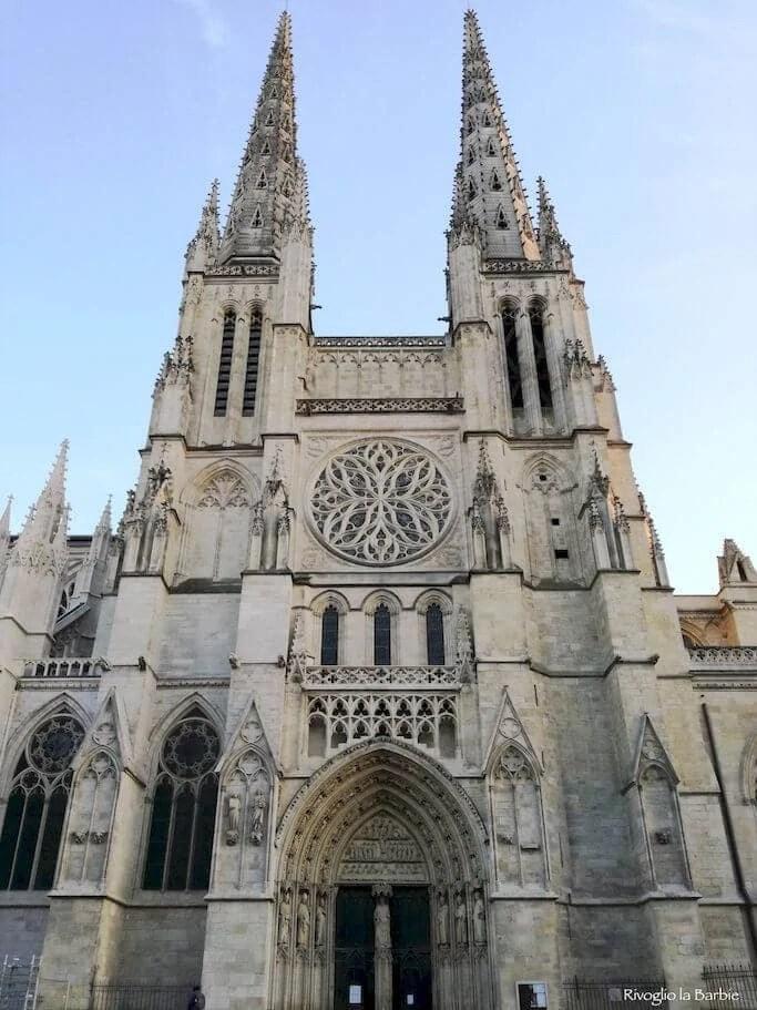 Cathédrale de Saint-André Bordeaux