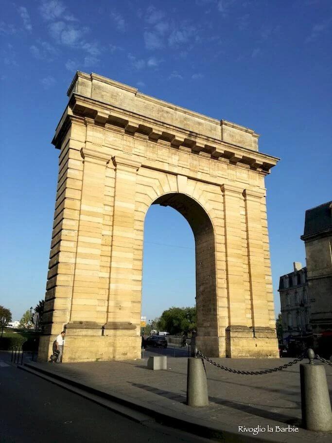 Porta de Bourgogne Bordeaux