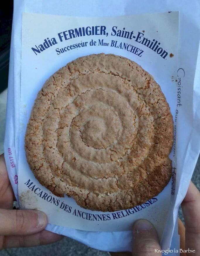 macarons Saint-Émilion