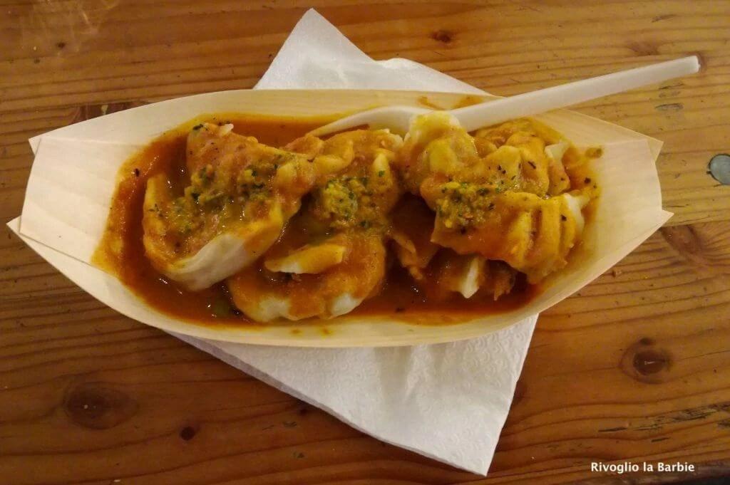ravioli nepalesi street food Berlino