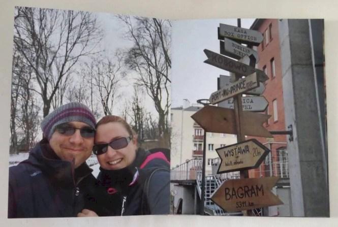 fotolibro viaggio Varsavia
