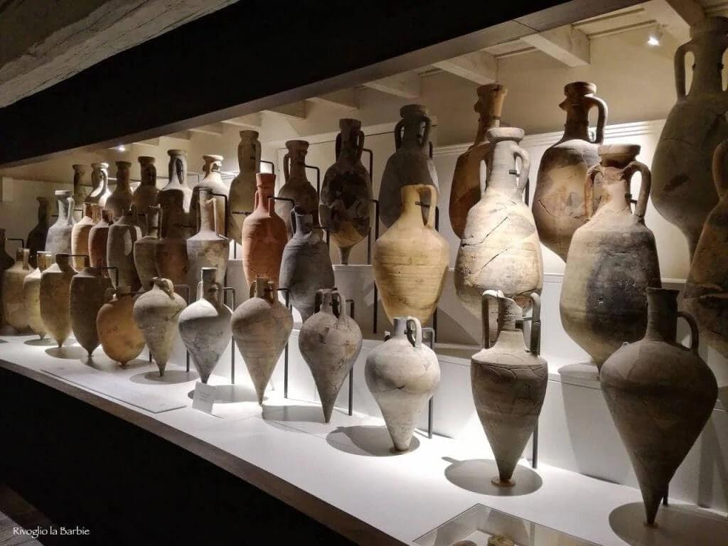 carico nave romana Comacchio