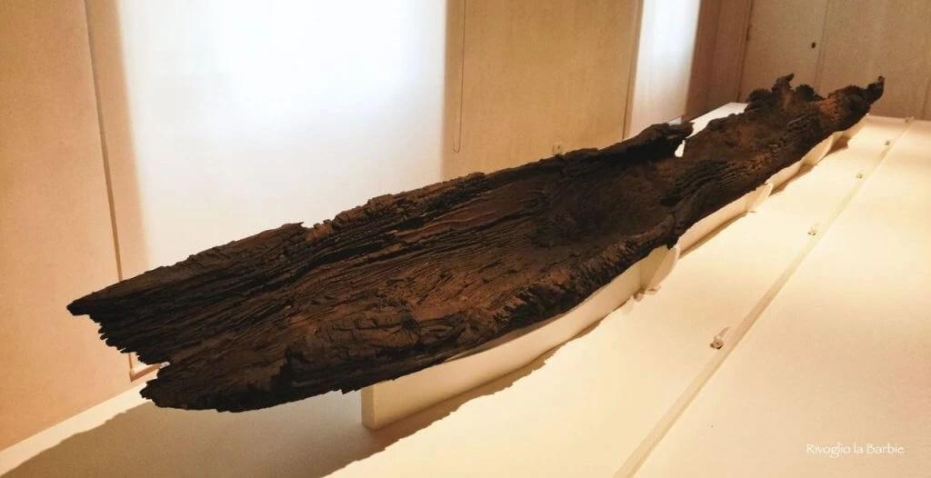 antica barca romana Comacchio