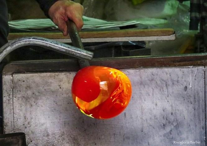 lavorazione vetro Murano