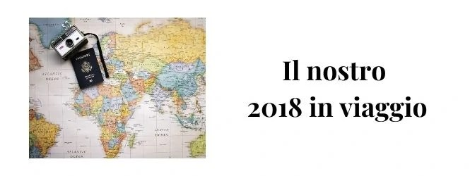 viaggi 2018