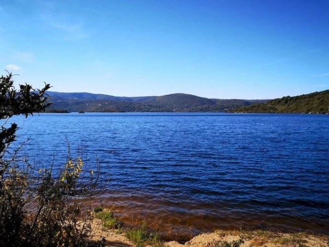 lago del liscia Sant'Antonio di Gallura