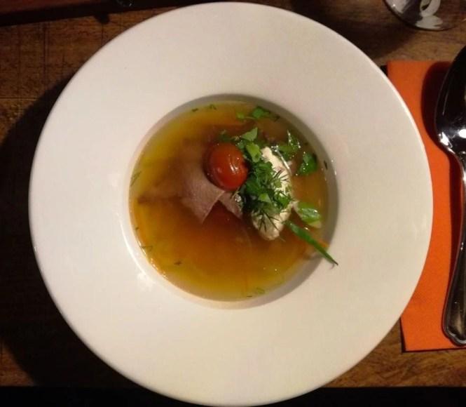 zuppa di pesce Tallinn