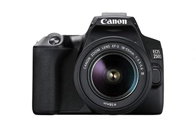 Canon EOS 250D reflex