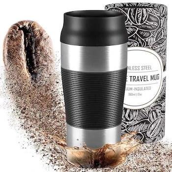 tazza termica da viaggio caffè