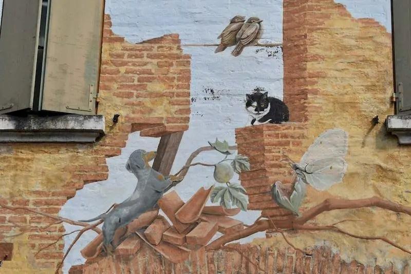 murales piazzetta betlemme san giovanni in persiceto