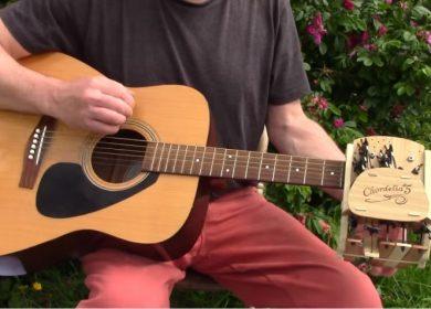 Susah Belajar dan Bermain Gitar? Alat Ini Solusinya!