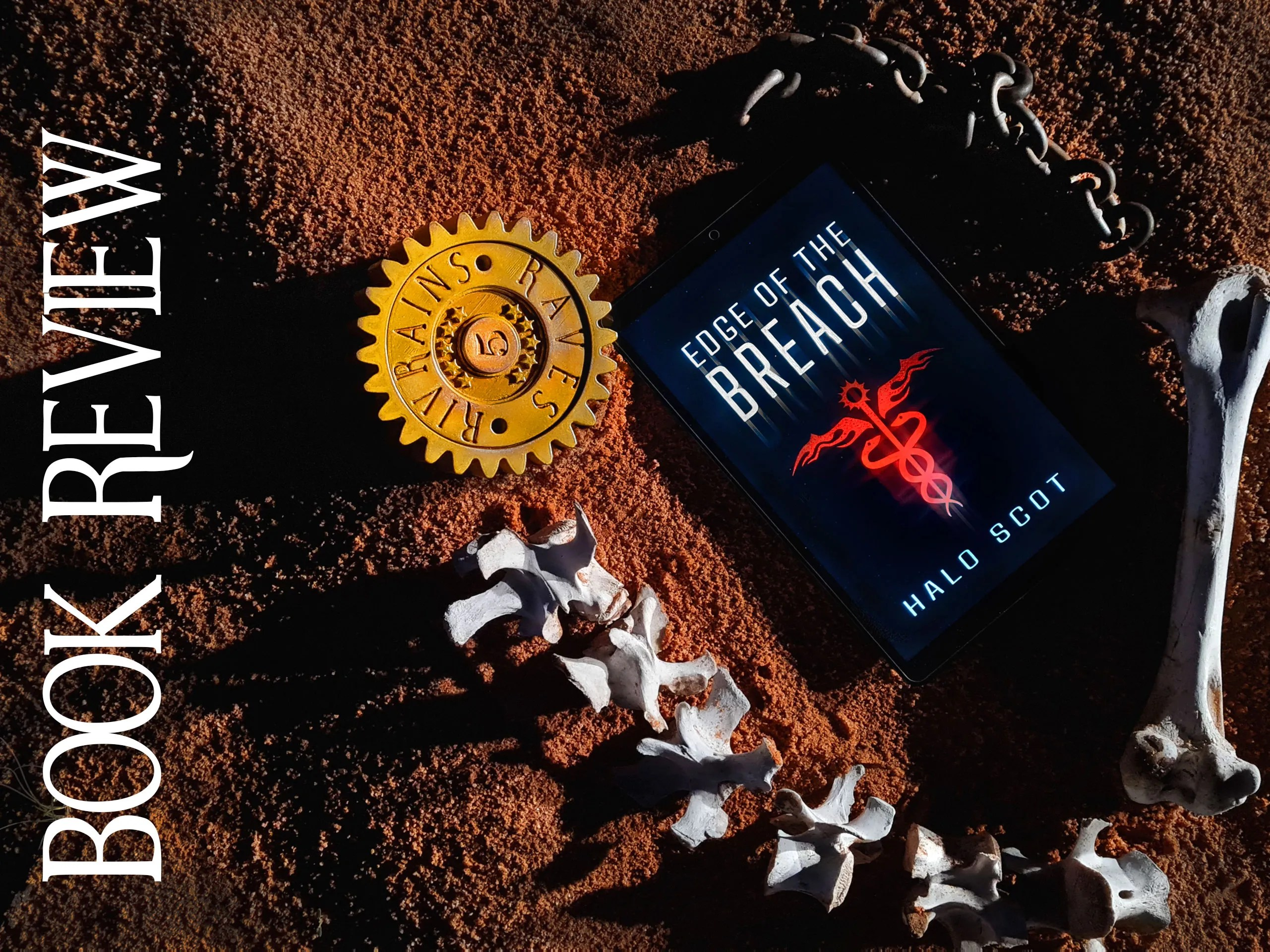 You are currently viewing EDGE OF THE BREACH by Halo Scot   Book Review