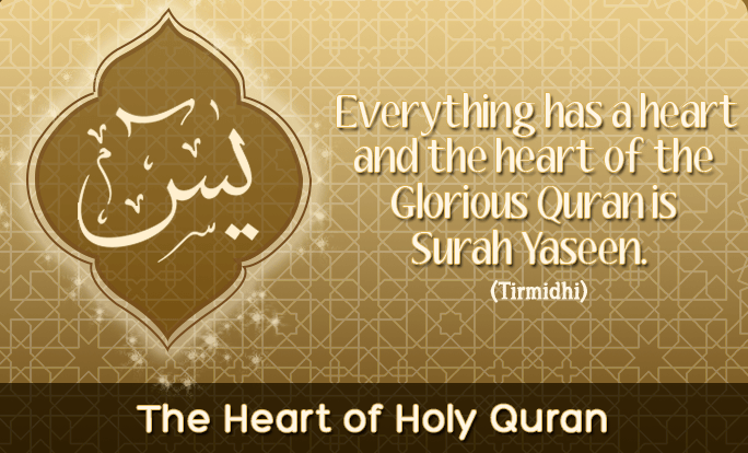 Benefits of Reading Surah Yaseen after Fajr