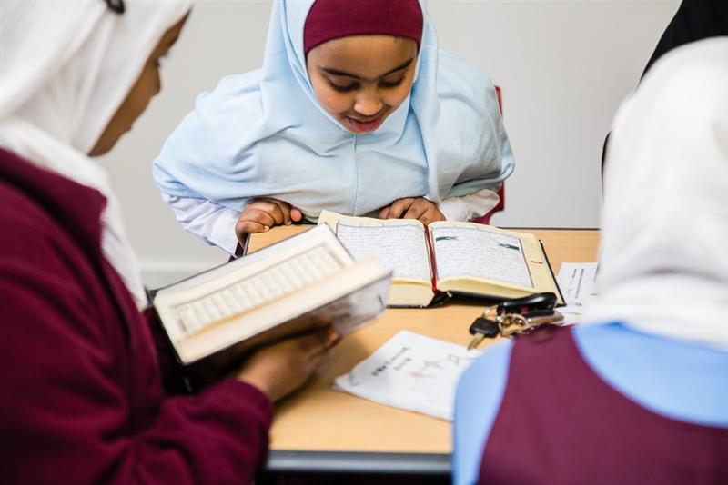 How do you read the Tajweed Quran?