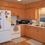 Restain Honey Oak Cabinets Rixen It Up