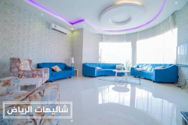 شاليهات سوان حي الرمال أرقى شاليهات الرياض بسعر أقل من ألف ريال