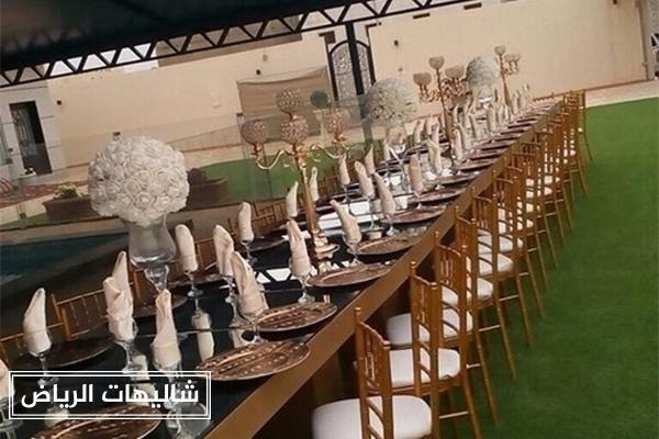 شاليهات الجوهرة حي النرجس الأنسب لإقامة الحفلات الكبيرة