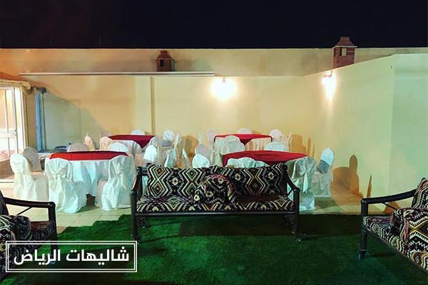شاليهات دانة الشمال الجبيلة الأنسب للإحتفالات بمساحة 1200 متر