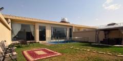شاليهات إيفانا الرمال مرافق إقامة فاخرة وبمدخل خاص منفصل