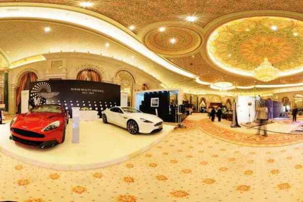 AMEX World Luxury Expo, Riyadh