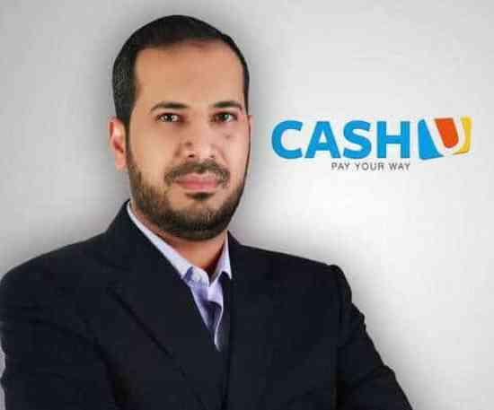 ثائر سليمان، الرئيس التنفيذي لشركة كاش يو