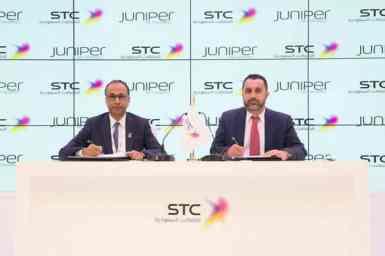 STC تبرم اتفاقيات تعاون مع شركائها الدوليين لإكساب المعرفة التقنية للشباب السعودي
