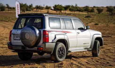 Nissan Middle East revives its iconic Patrol Super Safari to tame the deserts of the region 3
