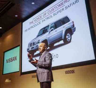 Nissan Middle East revives its iconic Patrol Super Safari to tame the deserts of the region 4