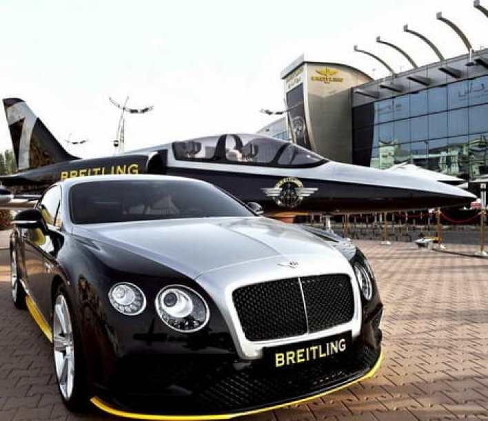 Bentley & Breitling