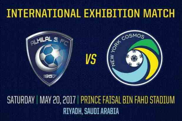 AlHilal New York Cosmos