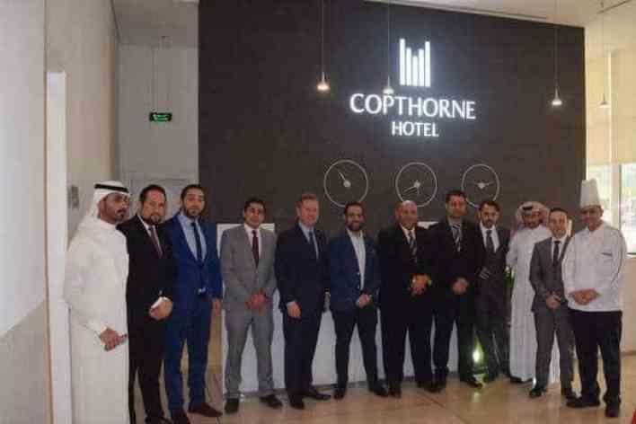 افتتاح ميلينيوم أند كوبثورن في قلب العاصمة الرياض