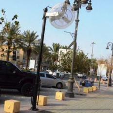 مراوح تلطيف الأجواء في الرياض