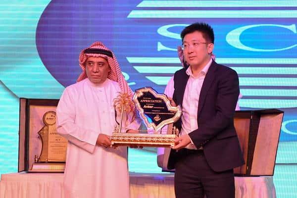 أنكر تنظم حفلها السنوي الثالث بمشاركة و كيلها في المملكة العربية السعودية شركة ركن الشريف للتجارة و بحضور أكثر من 400 مدعو