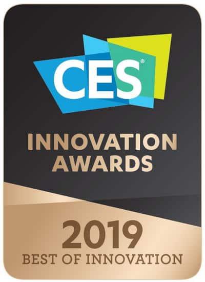 تكريم ال جي بجوائز أفضل الابتكارات في معرض CES 2019