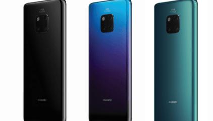 "Huawei Releases Selfie Superstar ""HUAWEI nova 3"" Smartphone"