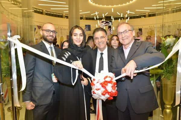افتتاح روزنتال – فيرساتشي بمدينة الرياض في مجمع الرياض بارك