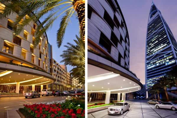 فندق الفيصلية الرياض إحياء الأجواء الرمضانية بتقديمه تجربة تناول الإفطار والسحور المميزة لضيوفه