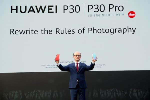 6 أسباب تجعل هاتف HUAWEI P30 Pro هاتف بكاميرا فائقة الذي ننتظره جميعاً