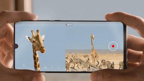 وضع تصوير الفيديو المزدوج في الهواتف الذكية HUAWEI P30 وHUAWEI P30 Pro أصبح متوفراً في السعودية