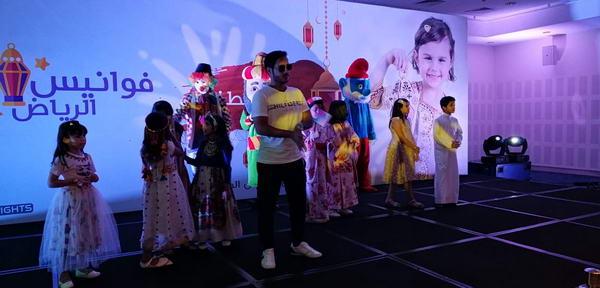 انطلاق فعالية فوانيس رمضان في كراون بلازا